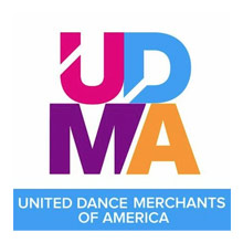 United Dance Merchants of America Logo