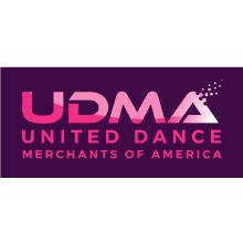 United Dance Merchants of America Logo