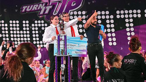 Dance Battle Winners at TIU Nationals
